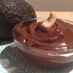 Avocado chocolate pudding is easy to make and loaded with selenium, potassium, fibre and healthy fat.